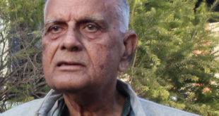 Hailing from Muzaffarpur (Bihar), Prof. Sinha had a PG Degree in English and Ph.D. in Linguistics from Poona University (1967) studying the grammar of Lepcha language of Sikkim in relation to Bengali, Santhali, Hindi and Vajjika. He retired as Professor of English from RDS College, Muzaffarpur under Bihar University. Right from his school days in the 1950's he was involved with the democratic movements of students and suffered fracture and other injuries when police lathi charged agitating students in Patna. He played a leading role in agitation for a judicial enquiry into the police firing on the students of Patna university and later on represented the students in the judicial enquiry headed by the Chief Justice of Patna High court .