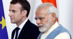 French Presidents statement on Kashmir is the defeat of Modi government's foreign policy international media