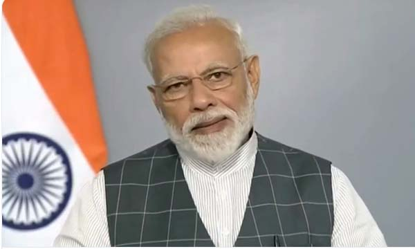 Narendra Modi An important message to the nation