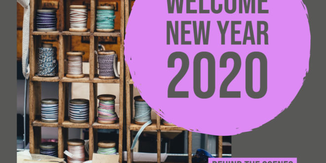 Welcome New Year 2020